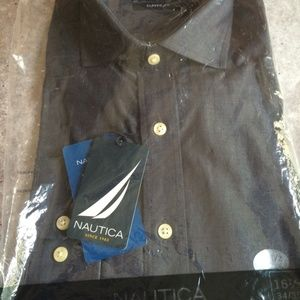 Nautica Classic Fit Button Down Shirt - NEW